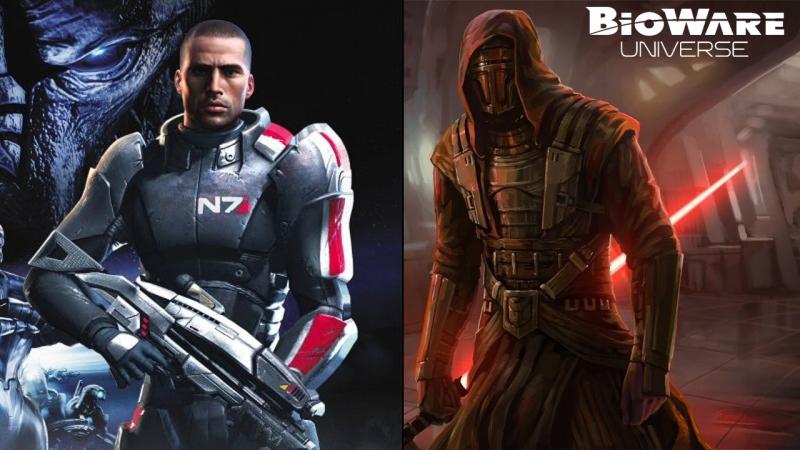 Ждать ли нам от BioWare новую игру по Star Wars или новый Mass Effect