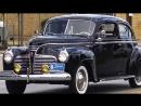 Автомобиль Plymouth Special Deluxe P12, 1941 года