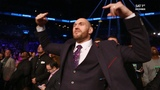 Incredible behind-the-scenes footage from ringside as Tyson Fury gatecrashed Deontay Wilder's fight