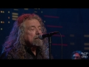 Robert Plant Babe Im Gonna Leave You on Austin City Limits