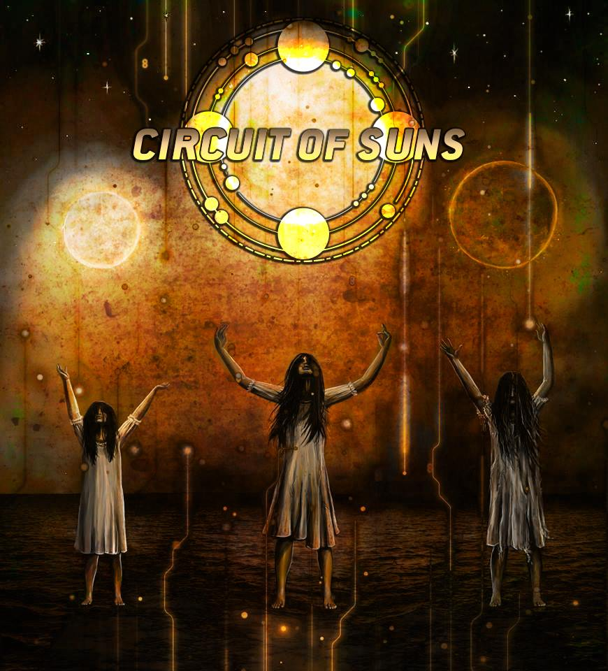 Circuit Of Suns - Circuit Of Suns (2015)