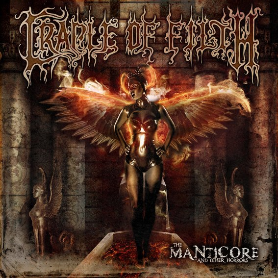 cradle of filth manticore and other horrors