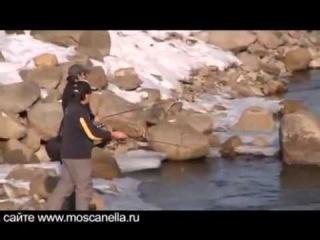 Рыбачьте с нами  Видеоприложение  Выпуск №55  Март (документальный фильм)
