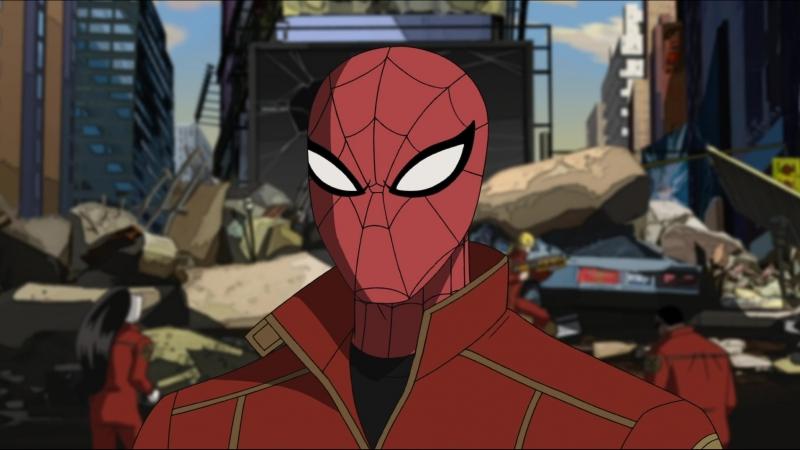 Совершенный Человек-паук. 18 серия. 1 сезон
