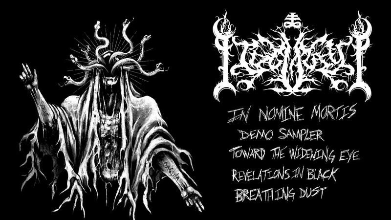 Idolatry In Nomine Mortis demo sampler