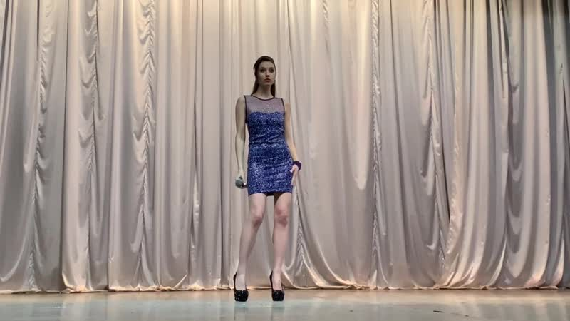 «Show me how you burlesque» Богучарова Ольга