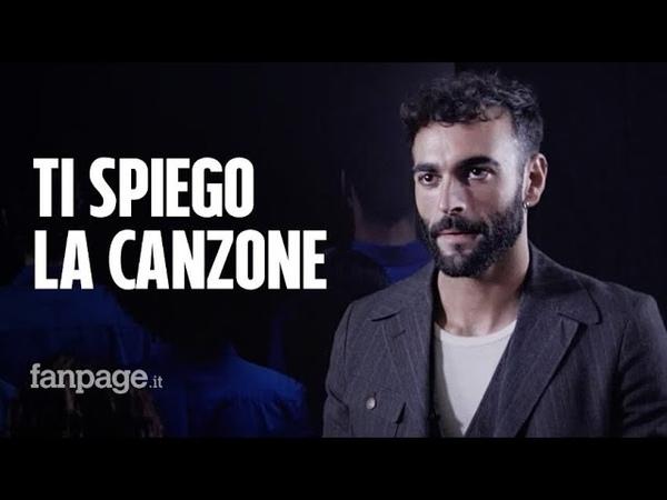 Marco Mengoni spiega Hola (I say), il singolo tratto da Atlantico Bisogna sorridere alla vita