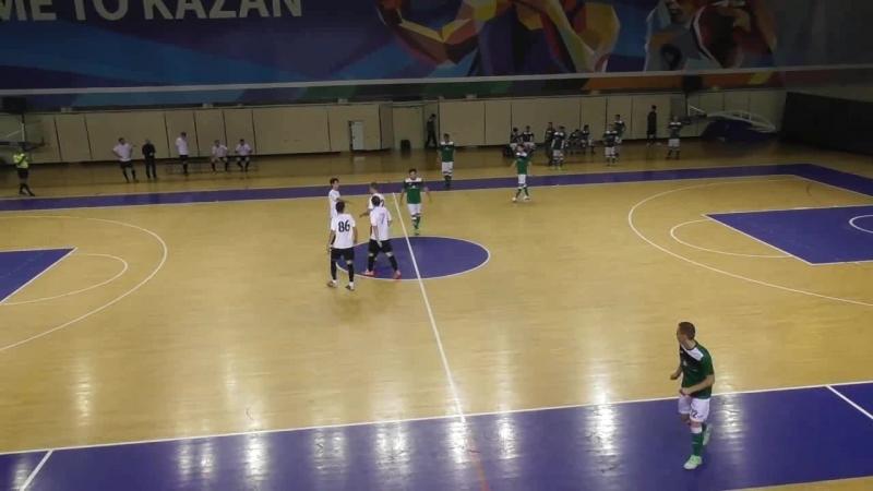 МФК Профарм. Гол в игре с Оргсинтезом 1-0