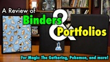 MTG Binder and Portfolio Review: Pirate Lab Summoner, Inked Gaming, and the Ultra Pro Deck Builder