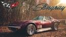 Chevrolet Corvette Stingray 1972 350 V8 Review by AutoTopNL