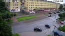 Автомобиль сбил женщину на зебре в Карелии