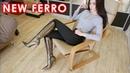 Young lady in pointy highheels Gianmarco lorenzi boots New Ferro EU 37 US 7 5