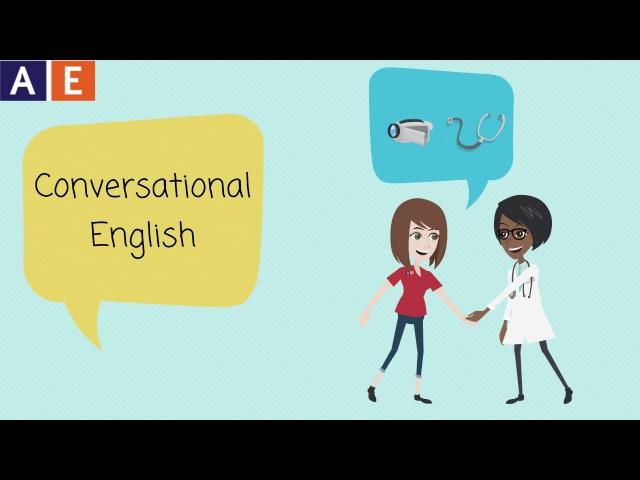 Conversational English - Occupations