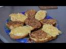 вкусные бутерброды без колбасы