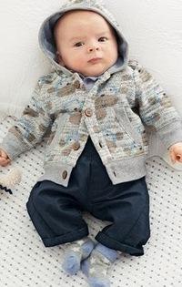Стильная одежда для в малышей