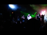 Distemper - Кончилась дурь + На-на-на (кусок песни) С-Пб, клуб MOD, 22.09.2018