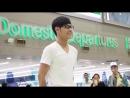 15.8.2018 ส่ง สิงโต ไปงาน Robinson jeans in chiangmai at Don Mueang airport
