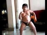 Танец индуса. Поднимает настроение. (Медиатерапия)