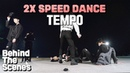 ABehind 2배속 커버댄스 엑소 EXO - 템포 TEMPO 2x Speed Dance Cover ENG SUB