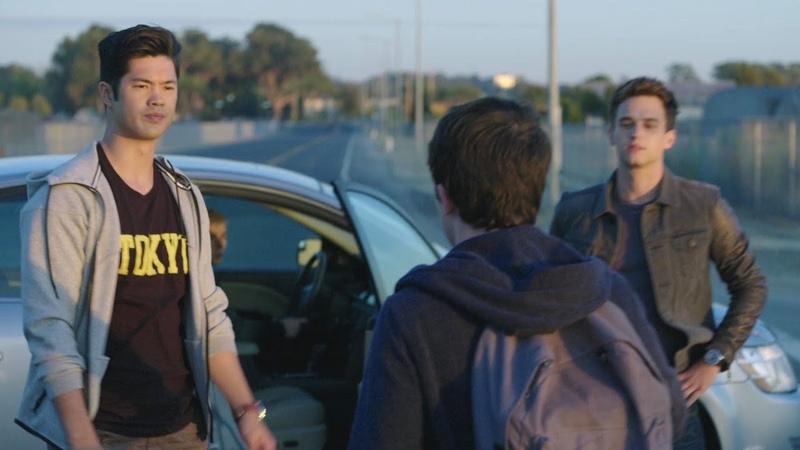 13 Reasons Why 🔥🔥 Alex Zach Justin kidnap Clay 🔥🔥