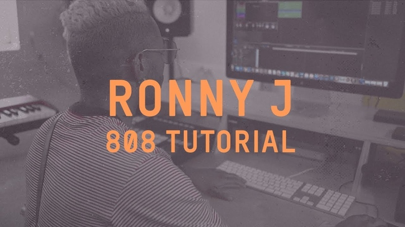 How to make a RONNY J 808 from scratch