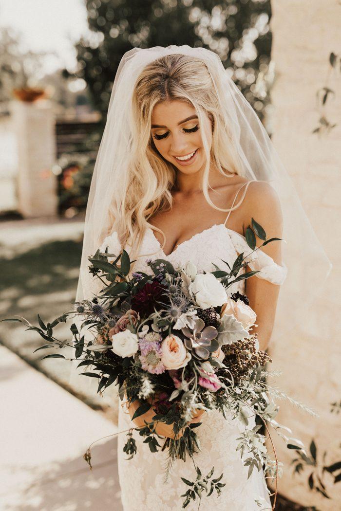модные прически на свадьбу