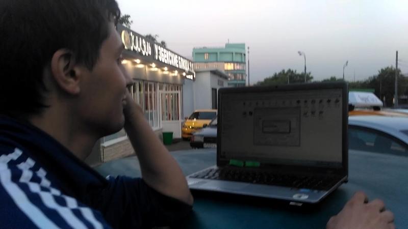 Стас Долганов, настройка турбо 0.7 бар по УДК программой Motorchik