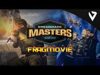 CS:GO - DreamHack Masters Malmö 2016 - Fragmovie