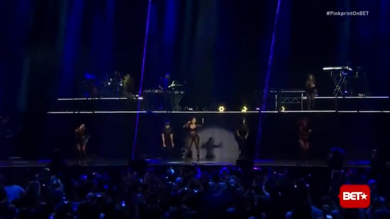 Nicki Minaj — Truffle Butter (Live @ Brooklyn)