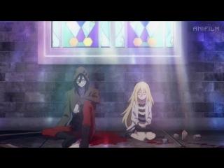 11 - Ангел кровопролития / Angel of Massacre (hAl, Баяна) | AniFilm