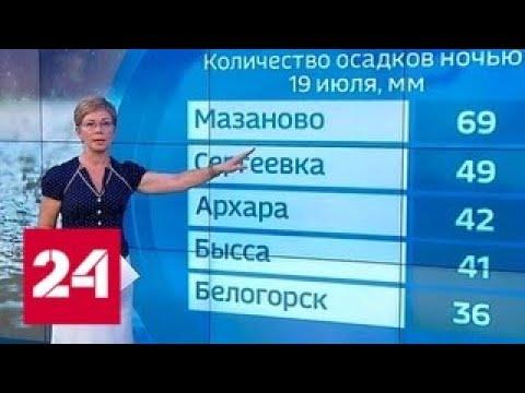 Погода 24 экстремальные дожди на Дальнем Востоке Россия 24