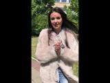 Пожелания воспитанницам от Оксаны Федоровой
