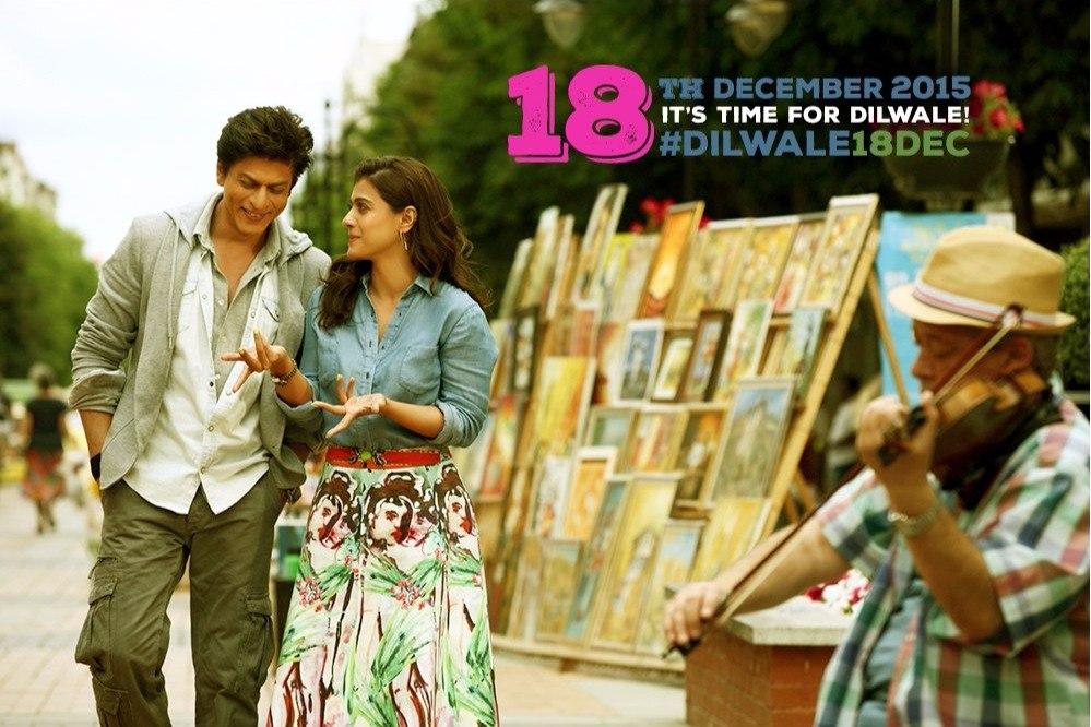 Новый фильм Рохита Шетти и Шах Рукха Кхана - Dilwale )) GfIRvJ5LKVw