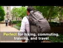 The Hoverglide Floating Backpack