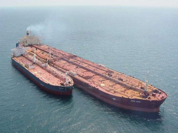 Knock Nevis: супертанкер, крупнейшее судно в мире