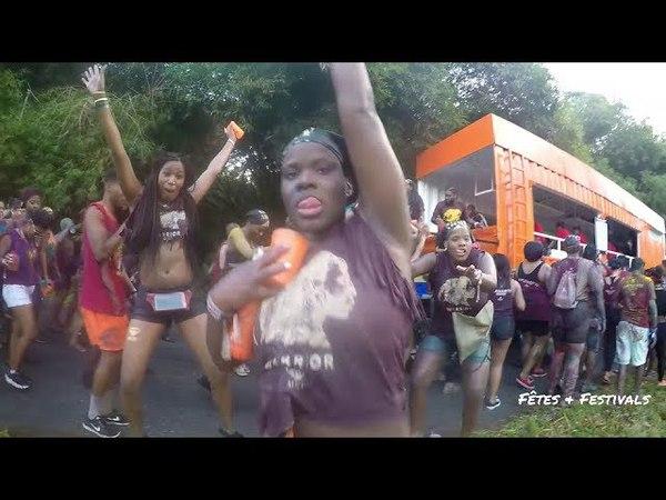 A.M. Bush 2018- Trinidad - Part 3 (карнавал тринидада)
