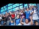 Болельщики на матче «Оренбург»-«Локомотив»