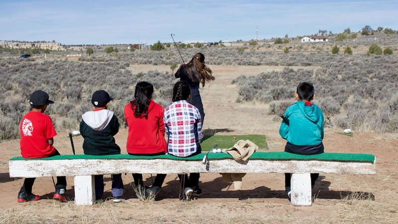 Rugged 'rez golf' gaining in popularity on Navajo Nation