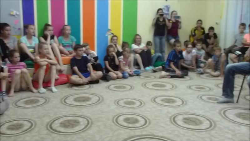 Детский лагерь Олимп -Николаевск-на-Амуре -Красное. Откраева Сафина-Игорь Волков