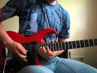 Scorpions -- Wind Of Change solo cover by Sklif