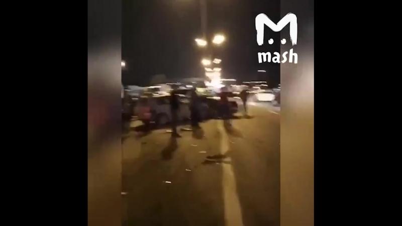 Авария на МКАД (MASH)