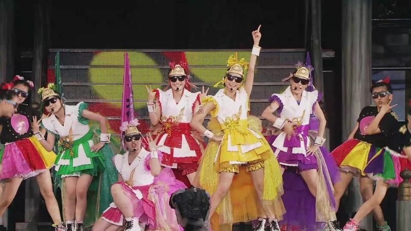 Momoiro Clover Z - Doudou Heiwa Sengen (Natsu no Bakasawagi 2014 Day2)