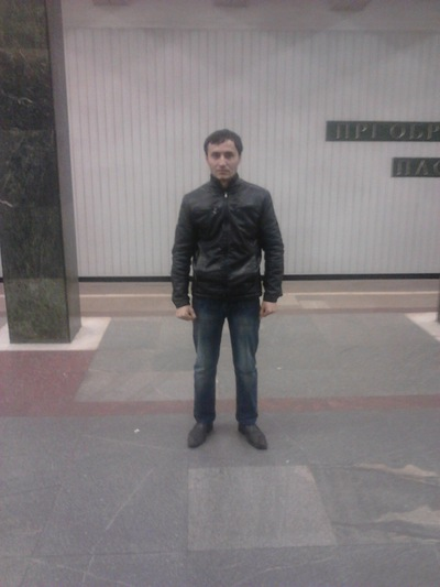 Рустам Каримов, 6 августа , Москва, id198904229