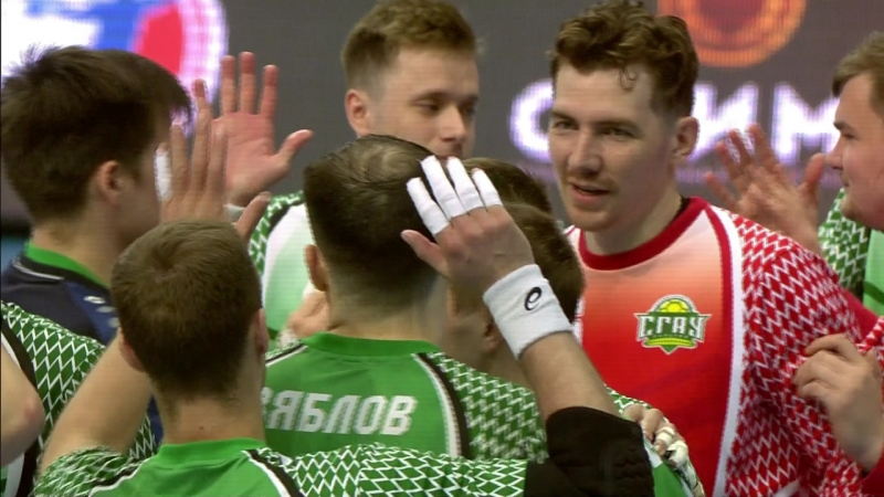 Лучшие моменты матча за 3 е место СГАУ Саратов СКИФ
