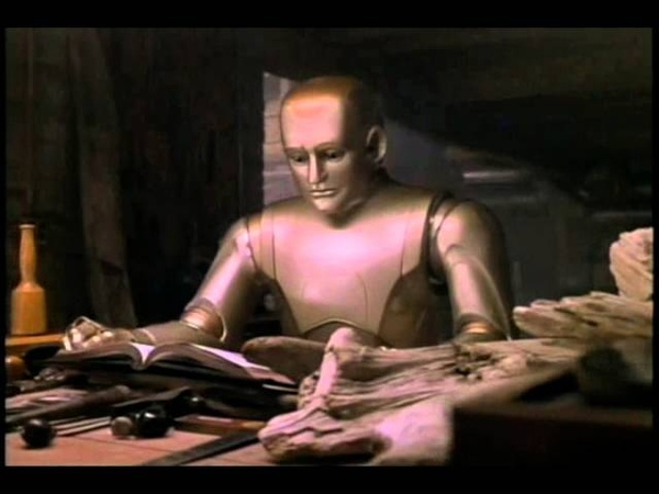 Bicentennial Man Theatrical Trailer (1999)