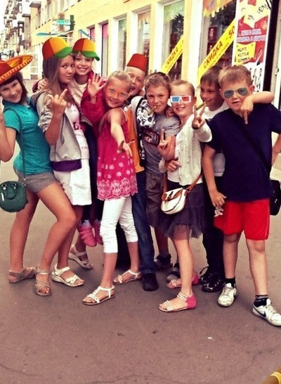 Вероника Микрюкова, 23 июля , Калининград, id219830276