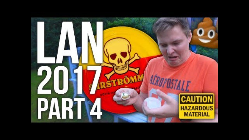 LAN SURSTRÖMMING WITH ANOMALY AND FRIENDS 2017 (PART 4)