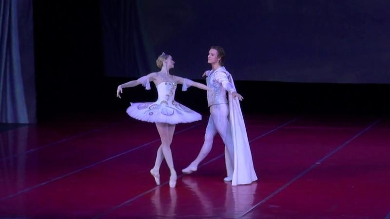 Адажио из балета Раймонда.