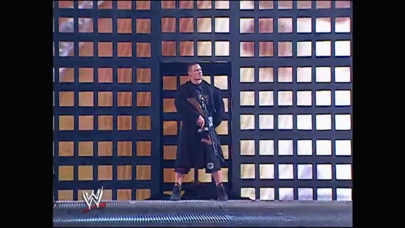 John Cena Entrance on WrestleMania 22
