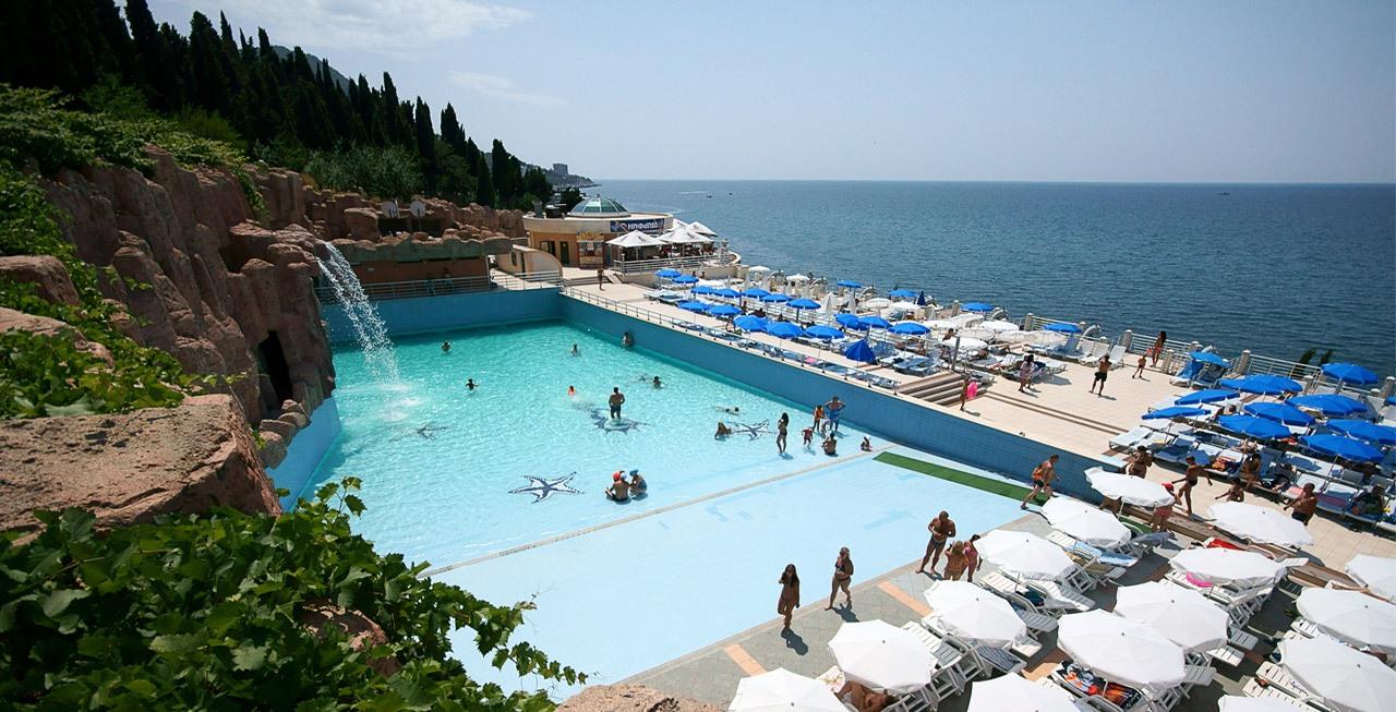 Гостиницы Крыма заполнены почти на 80%